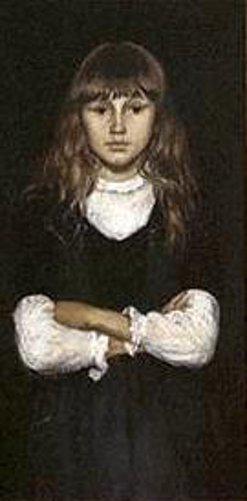 Miss Anna Dunn, The Artist's Niece