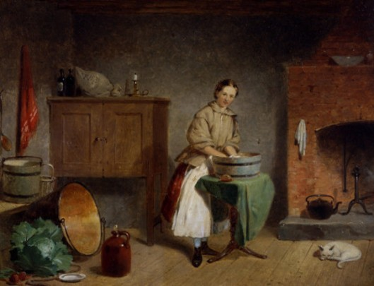 A Dame In The Kitchen