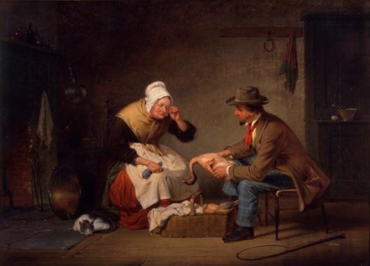 Bargaining - The Christmas Turkey