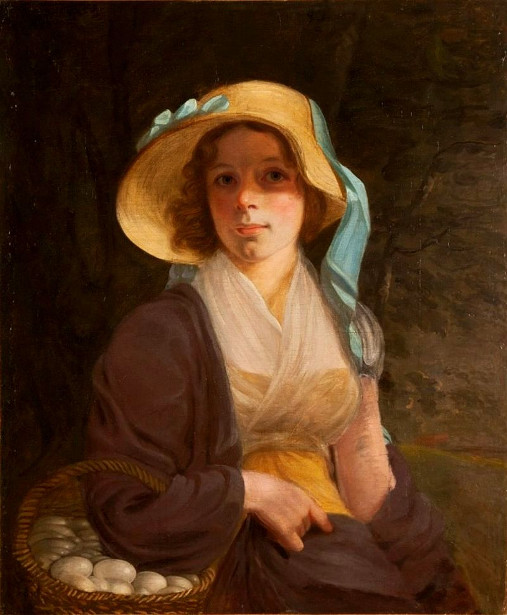 Betsy Burtis (The Artist's First Wife)