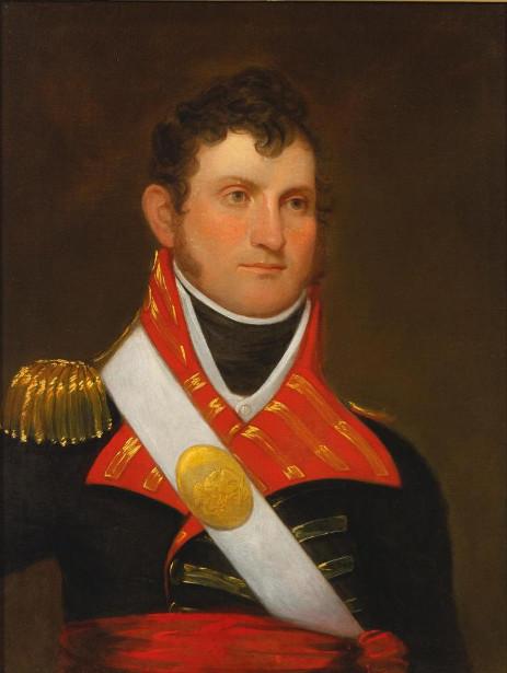 Captain John Crabbe