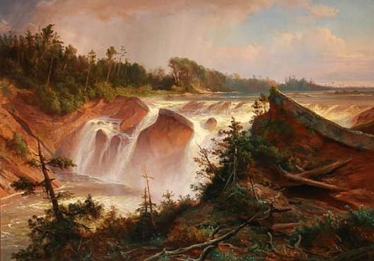 Chaudière Falls, Canada