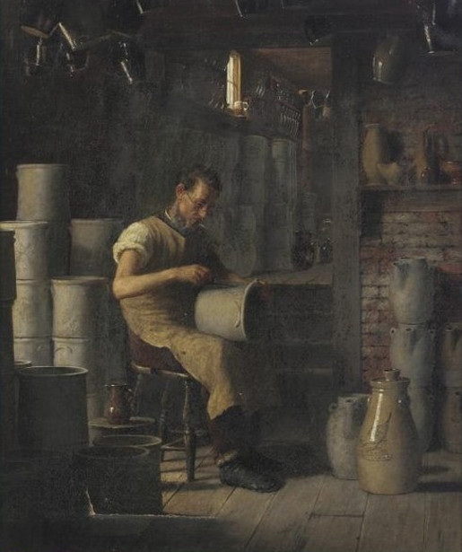 The Stoneware Decorator