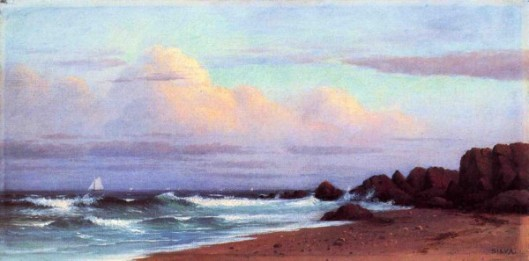 Coast Near Cape Ann