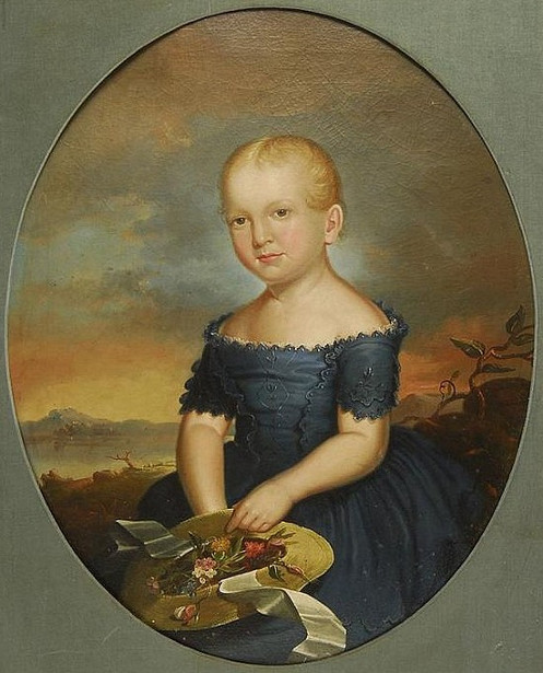 Elizabeth K. Schwenk, Age 4
