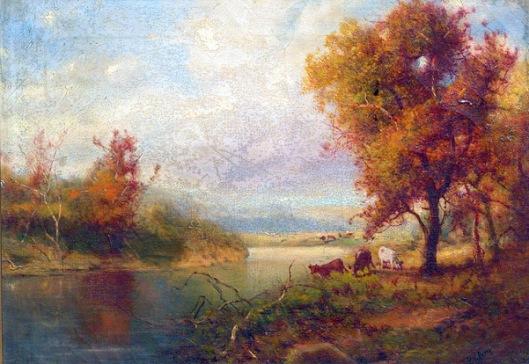Expansive Landscape