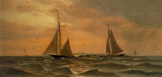 Gloucester Fishing Fleet