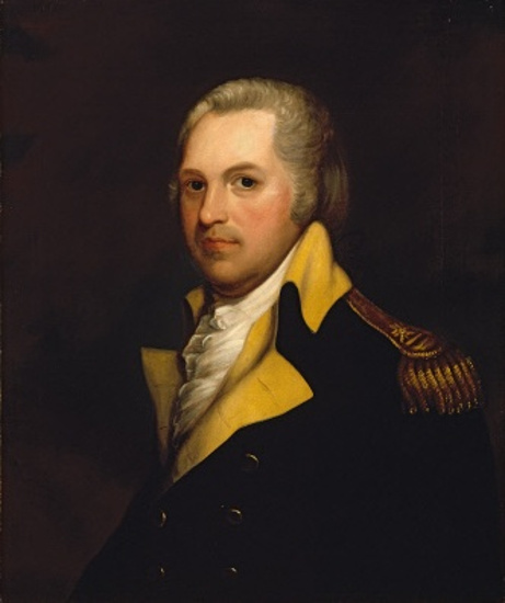 Henry Lee (after Gilbert Stuart)