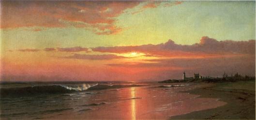 Sunrise, Marine View