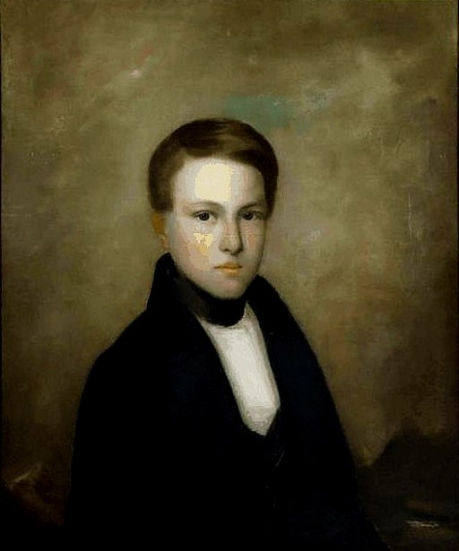 Young Man (uncertain attribution)