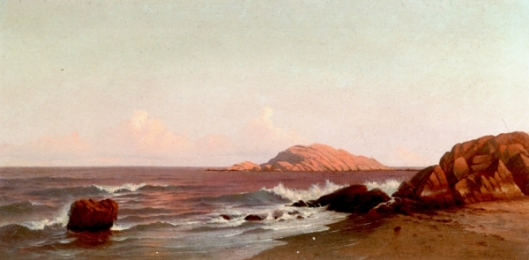 Braces Rock, Cape Ann, Massachusetts