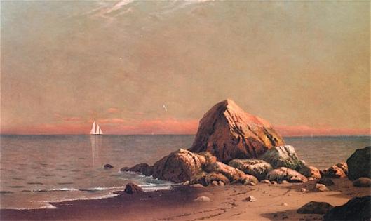 Sailing Along The Coast