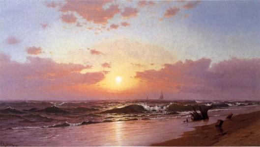 Sunrise, Barnegat Beach, New Jersey