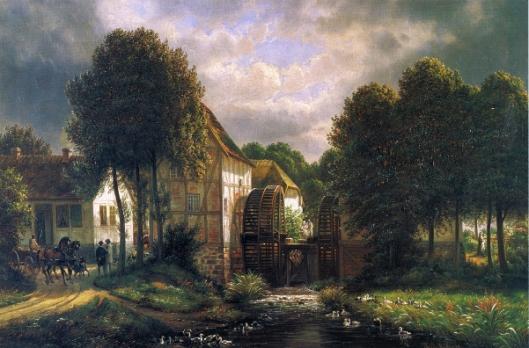 Swedish Mill