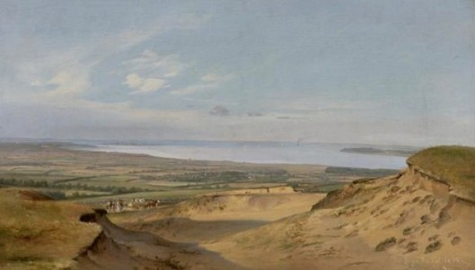 View Of Scandinavia