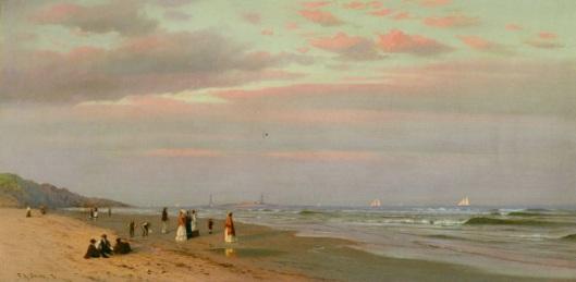 An Afternoon On Long Beach, Gloucester, Massachusetts