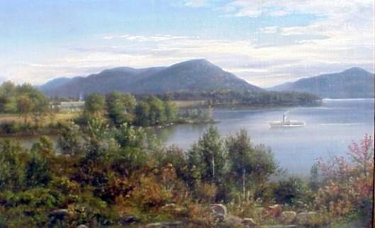 Bolton, Lake George