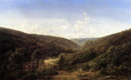 Countryside Along The Susquehanna