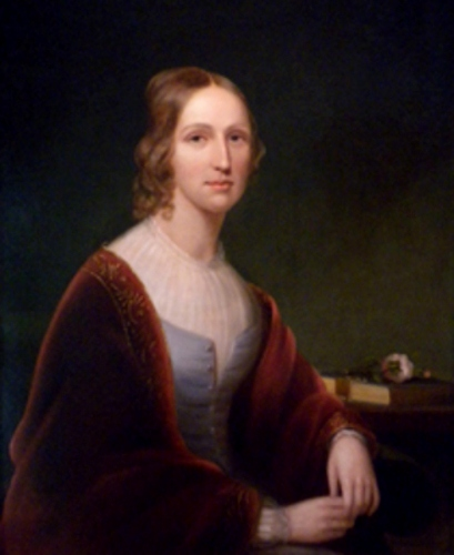 Ellen McBride (Mrs. Aaron Vanderpoel)
