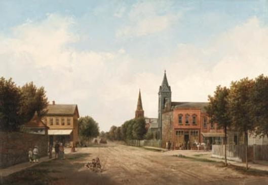 First Street, Village Of Niagara