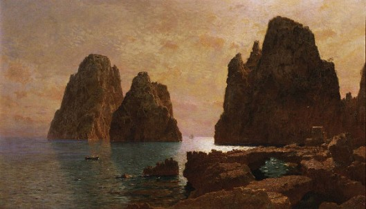 Isle Of Capri, The Faraglioni