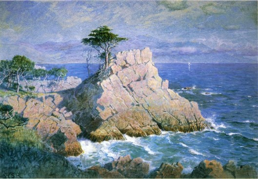 Midway Point, California - Cypress Point, Near Monterey