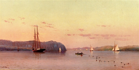 On The Hudson, Nyack