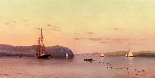 On The Hudson, Nyack