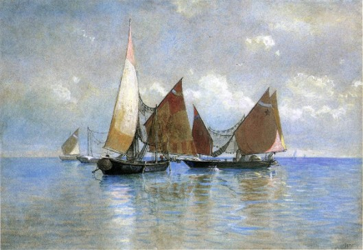 Venetian Fishing Boats