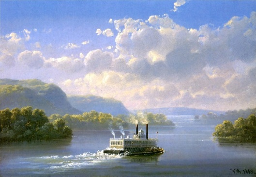 View Of The Upper Mississippi