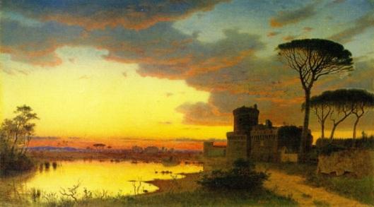 Castle At Ostia, Lazio