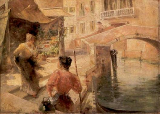 Market In Venice