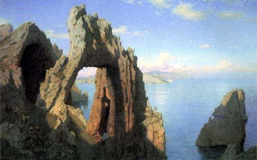 Natural Arch, Capri