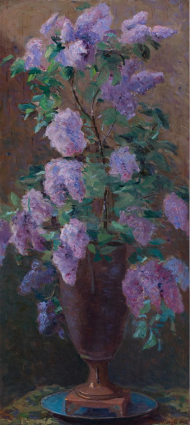 Still Life With Lilacs