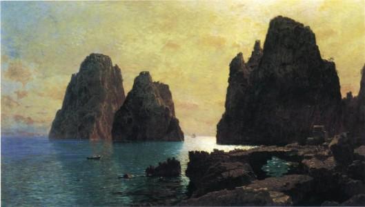 The Faraglioni Rocks