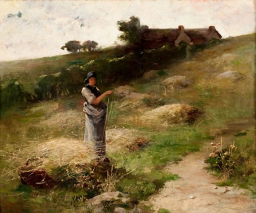 The Hay Gatherer