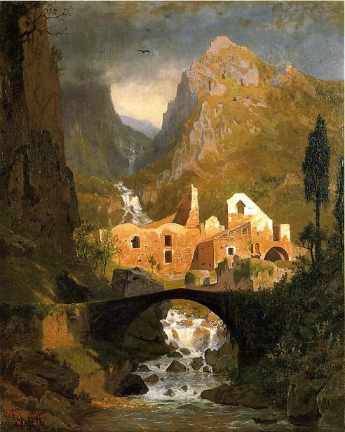 Valle dei Molini, Amalfi