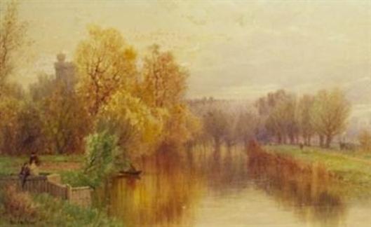 A Scene In Windsor Park