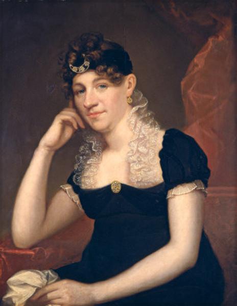 Maria Gansevoort Melvill (Mrs. Allan Melvill)