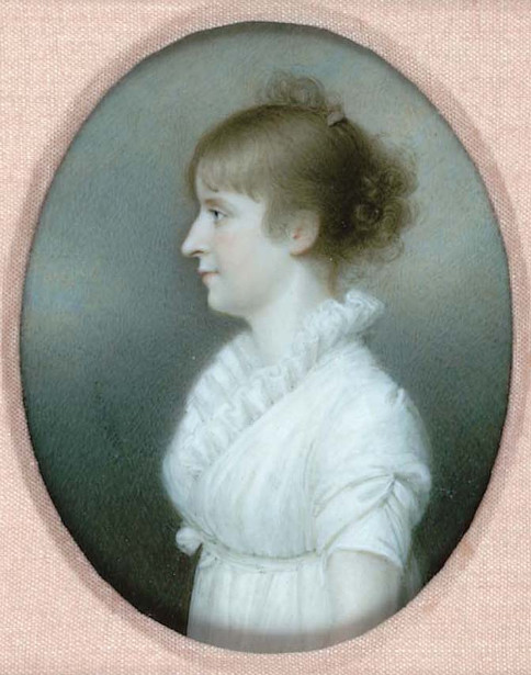 Mrs. Abraham Van Santvoort Of New York