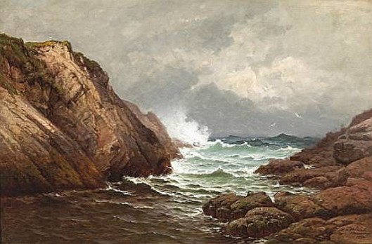 A Study Of Cypress Point, Monterey