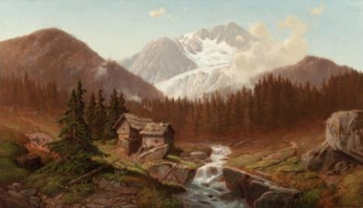 Abandoned River Camp