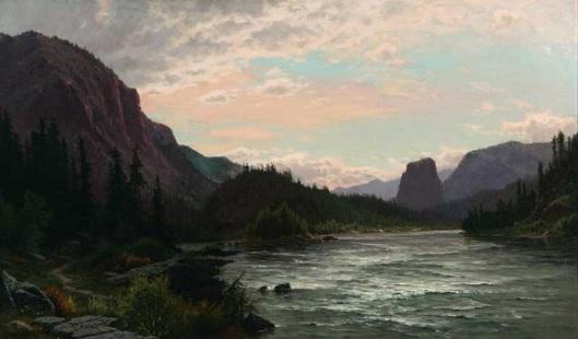 Beacon Rock, Columbia River