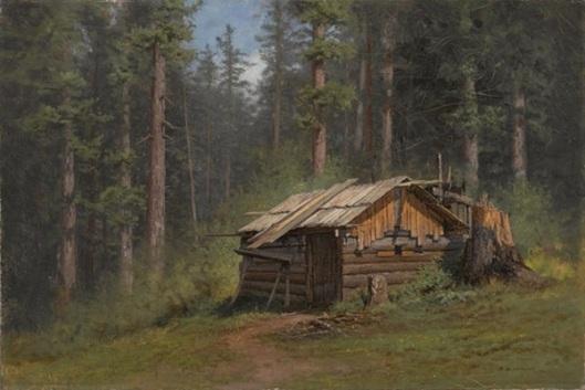 Charcoal Burner's Cabin