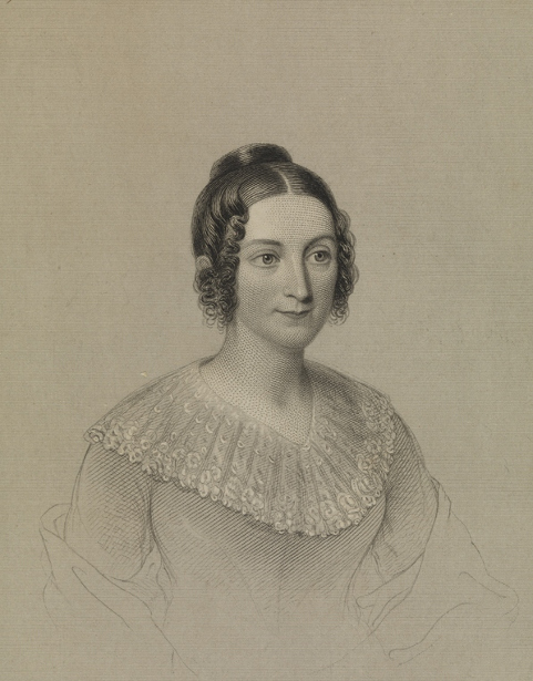 Lydia H. Sigourney (after George Freeman)
