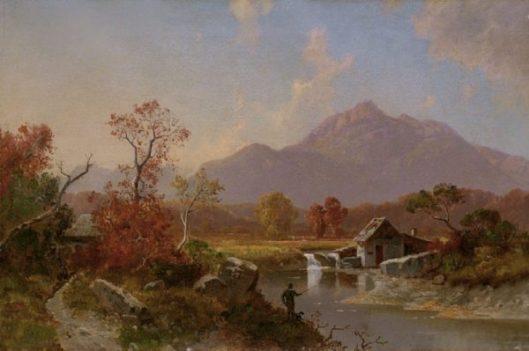 Mount Chocorua From Tamworth