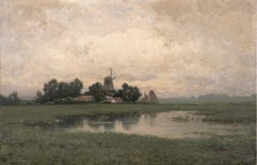 Near Dordrecht, Holland