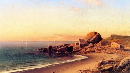 On The California Coast - Sea Of Cortez