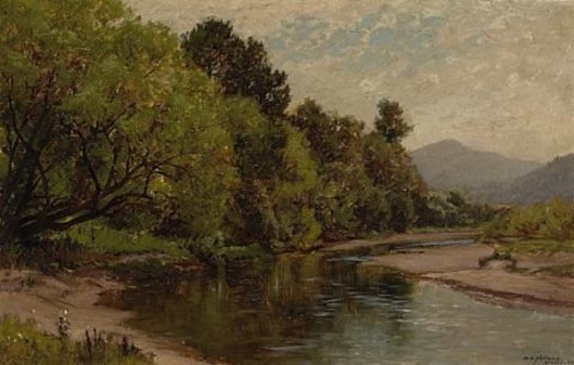 Pajaro River, California