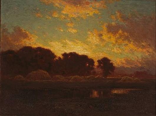 Sunset, Kenwood Meadows
